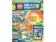 Book No: mag2018nex25de  Name: Lego Magazine Nexo Knights 2018 Issue 25 (German)