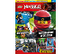 Book No: mag2018njo03nl  Name: LEGO Magazine Ninjago 2018 Issue 3 (Dutch)
