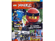 Book No: mag2018njo03pl  Name: Lego Magazine Ninjago 2018 Issue 3 (Polish)