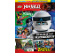 Book No: mag2018njo04nl  Name: LEGO Magazine Ninjago 2018 Issue 4 (Dutch)