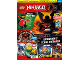 Book No: mag2018njo06nl  Name: LEGO Magazine Ninjago 2018 Issue 6 (Dutch)