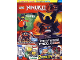 Book No: mag2018njo06pl  Name: Lego Magazine Ninjago 2018 Issue 6 (Polish)