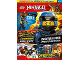 Book No: mag2018njo07nl  Name: LEGO Magazine Ninjago 2018 Issue 7 (Dutch)