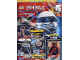 Book No: mag2018njo41de  Name: Lego Magazine Ninjago 2018 Issue 41 (German)