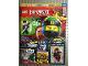 Book No: mag2018njo43de  Name: Lego Magazine Ninjago 2018 Issue 43 (German)