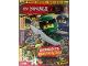 Book No: mag2018njos01de  Name: Lego Magazine Ninjago 2018 Special Issue 1 (German)