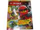 Book No: mag2018njox01pl  Name: Lego Magazine Ninjago 2018 XXL Issue 1 (Polish)