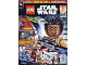 Book No: mag2018sw05pl  Name: Lego Magazine Star Wars 2018 Issue 5 (Polish)