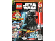 Book No: mag2018sw10pl  Name: Lego Magazine Star Wars 2018 Issue 10 (Polish)