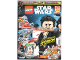 Book No: mag2018sw37de  Name: Lego Magazine Star Wars 2018 Issue 37 (German)
