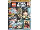Book No: mag2018sw42de  Name: Lego Magazine Star Wars 2018 Issue 42 (German)