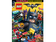 Book No: mag2018tlbm02nl  Name: Lego Magazine The Batman Movie 2018 Issue 2 (Dutch)
