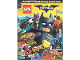 Book No: mag2018tlbm04de  Name: Lego Magazine The LEGO Batman Movie 2018 Issue 4 (German)