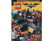 Book No: mag2018tlbm04pl  Name: Lego Magazine The LEGO Batman Movie (Polish) 2018 Issue 4