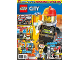Book No: mag2019cty02nl  Name: Lego Magazine City 2019 Issue 2 (Dutch)