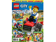 Book No: mag2019cty03nl  Name: Lego Magazine City 2019 Issue 3 (Dutch)