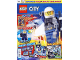 Book No: mag2019cty04pl  Name: Lego Magazine City 2019 Issue 4 (Polish)