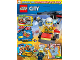 Book No: mag2019cty05nl  Name: Lego Magazine City 2019 Issue 5 (Dutch)