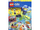 Book No: mag2019cty06pl  Name: Lego Magazine City 2019 Issue 6 (Polish)