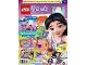 Book No: mag2019frnd01nl  Name: Lego Magazine Friends 2019 Issue 1 (Dutch)
