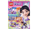 Book No: mag2019frnd01pl  Name: Lego Magazine Friends 2019 Issue 1 (Polish)