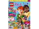 Book No: mag2019frnd02nl  Name: Lego Magazine Friends 2019 Issue 2 (Dutch)