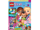 Book No: mag2019frnd03nl  Name: Lego Magazine Friends 2019 Issue 3 (Dutch)