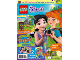 Book No: mag2019frnd04nl  Name: Lego Magazine Friends 2019 Issue 4 (Dutch)