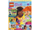 Book No: mag2019frnd05pl  Name: Lego Magazine Friends 2019 Issue 5 (Polish)