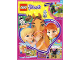 Book No: mag2019frnds1pl  Name: Lego Magazine Friends 2019 Special Issue 1 (Polish)