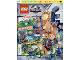 Book No: mag2019jw01pl  Name: Lego Magazine Jurassic World 2019 Issue 1 (Polish)
