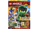 Book No: mag2019njo02pl  Name: Lego Magazine Ninjago 2019 Issue 2 (Polish)