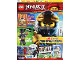 Book No: mag2019njo04pl  Name: Lego Magazine Ninjago 2019 Issue 4 (Polish)