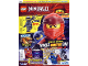 Book No: mag2019njo07pl  Name: Lego Magazine Ninjago 2019 Issue 7 (Polish)