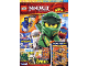 Book No: mag2019njo46de  Name: Lego Magazine Ninjago 2019 Issue 46 (German)