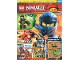 Book No: mag2019njo47de  Name: Lego Magazine Ninjago 2019 Issue 47 (German)
