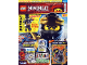 Book No: mag2019njo48de  Name: Lego Magazine Ninjago 2019 Issue 48 (German)