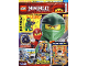 Book No: mag2019njo49de  Name: Lego Magazine Ninjago 2019 Issue 49 (German)