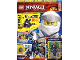 Book No: mag2019njo50de  Name: Lego Magazine Ninjago 2019 Issue 50 (German)