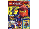 Book No: mag2019njo51de  Name: Lego Magazine Ninjago 2019 Issue 51 (German)