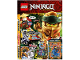 Book No: mag2019njol01de  Name: Lego Magazine Ninjago Legacy 2019 Issue 1 (German)