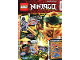 Book No: mag2019njol01pl  Name: Lego Magazine Ninjago Legacy 2019 Issue 1 (Polish)
