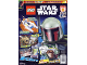 Book No: mag2019sw05pl  Name: Lego Magazine Star Wars 2019 Issue 5 (Polish)