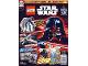 Book No: mag2019sw07pl  Name: Lego Magazine Star Wars 2019 Issue 7 (Polish)