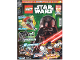 Book No: mag2019sw45de  Name: Lego Magazine Star Wars 2019 Issue 45 (German)