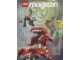 Book No: wc04de11  Name: Lego Magazin (German) 2004 Nov./Dec.