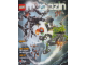 Book No: wc08de1  Name: Lego Magazin (German) 2008 Issue 1