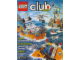 Book No: wc08de4  Name: Lego Club Magazin (German) 2008 Issue 4