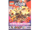 Book No: wc16de3  Name: Lego Club Magazin (German) 2016 Issue 3 (with Poster)