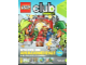 Book No: wc16dejr2  Name: Lego Club Junior Magazin (German) 2016 Issue 2 (WOR 39-26)